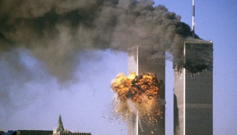 WTC explosion?