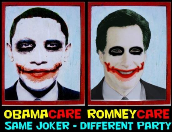 obama-vs-romney-joker_romencare