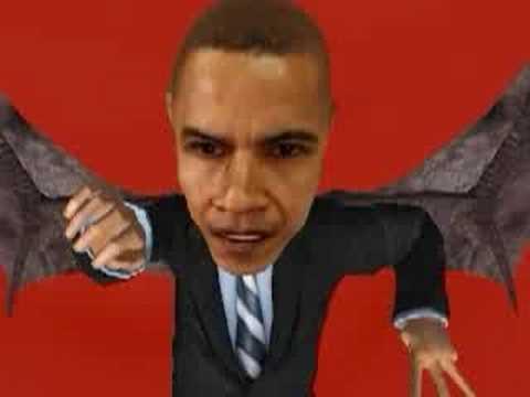 Obama The AntiChrist?… A Light Will Shine Down…