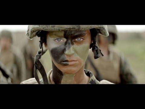 Katy Perry's Man-Hating Military Propaganda Video