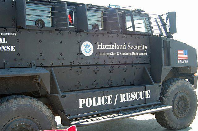 MaxxPro Vehicles purchased by DHS