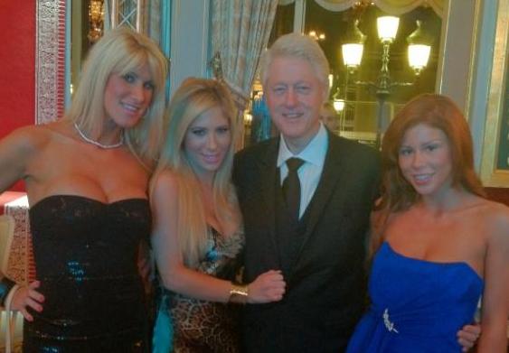 William_Jefferson_Clinton_with_porn_stars