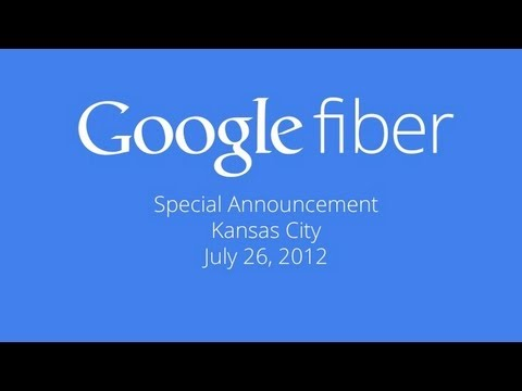 Google Fiber in Kansas City