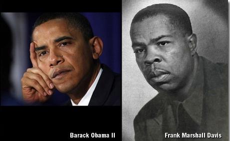Barack Obama - Frank Marshall Davis
