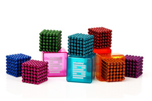buckyballs colors
