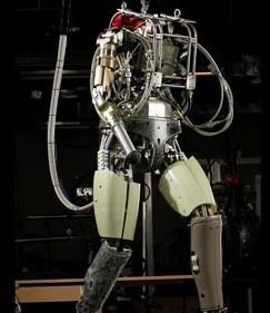 PETMAN - humanoid robots