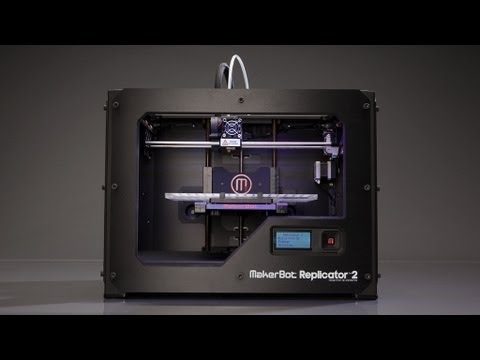 Rise of The Replicators, 3D Printers Will Save Us All!