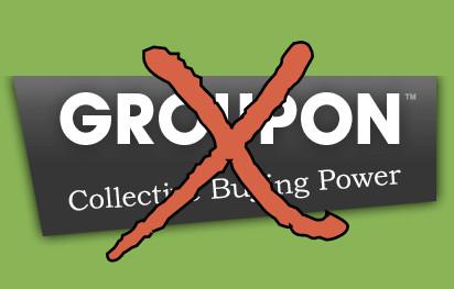 Groupon boycott