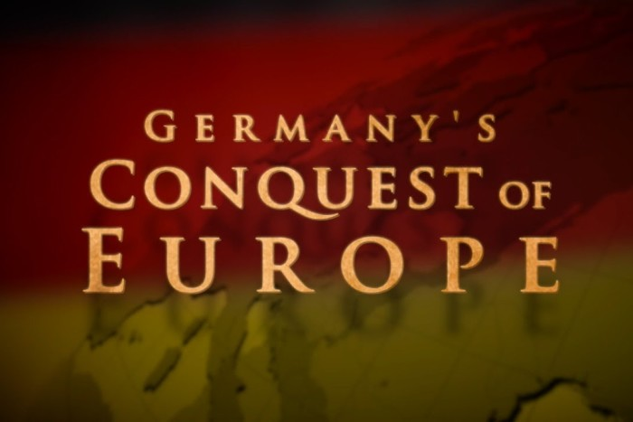 Did Germany Finally Conquer Europe?
